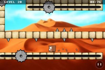 Hardcore Platformer ChocoRun May Be The Ultimate Gaming-Skills Test