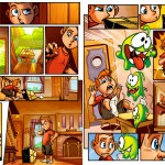 Cut The Rope Comic Book Series Coming To iOS And Print This Fall
