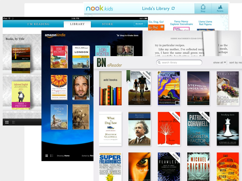 Depending On Which E-Book Reader App You Use, Today Could Be A Bad Day [Updated]