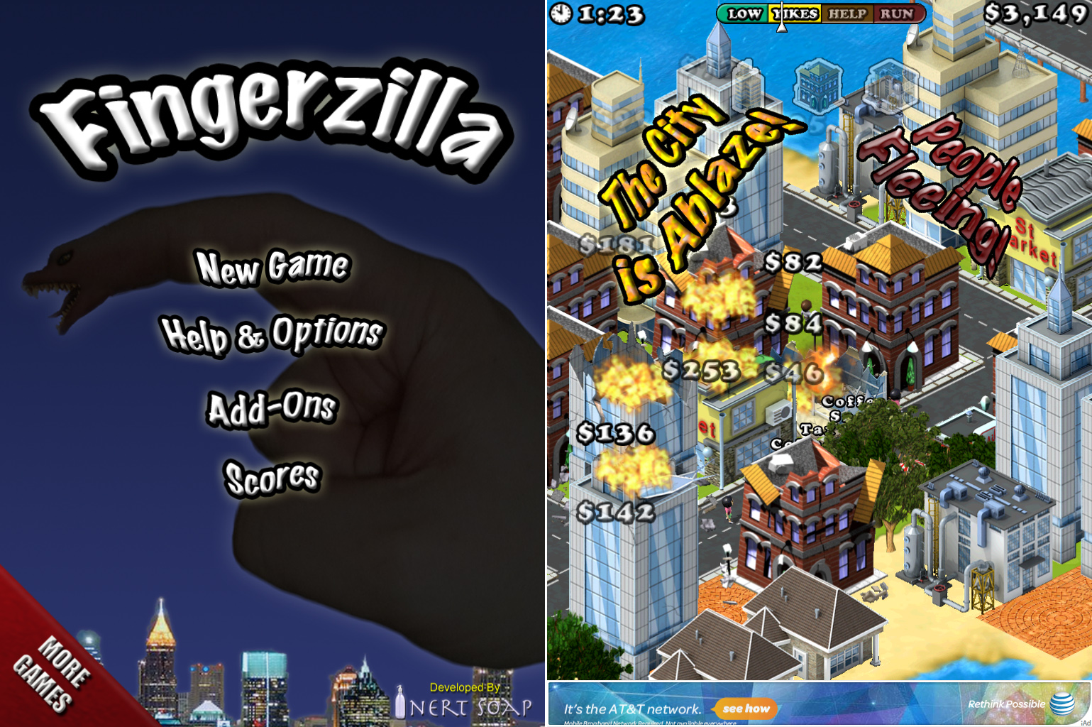 A Chance To Win Shiny Tokens For Fingerzilla To Unlock Additional Content