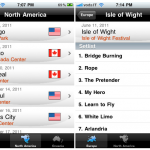 Foo Fighters Tour Guide App Arrives For iPhone