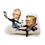 """Google Chairman: Apple Is """"Not Responding With Innovation, They're Responding With Lawsuits"""""""