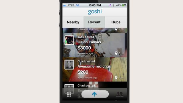Goshi App Hopes To Take On Craigslist