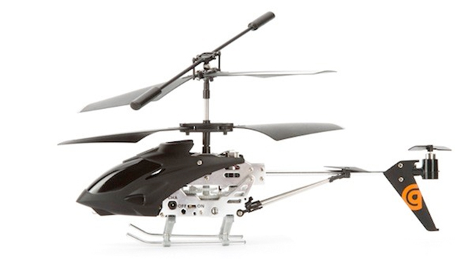 Griffin Technology To Release The $50 Helo TC iOS-Controlled Helicopter This Christmas Season