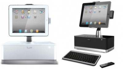 Give Your iPad An iMac G4 Makeover With This Speaker Dock
