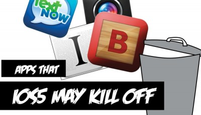 New AppList: Apps That iOS 5 May Kill Off