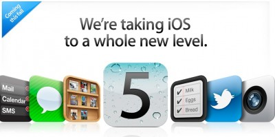 Apple Releases iOS 5 Beta 3 To Registered Developers [Updated]