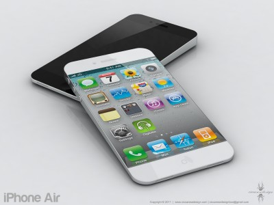 iPhone Air Mockup Shows Apple Can Still Do Better