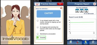 IntelliVocab For Business Available On The iPhone