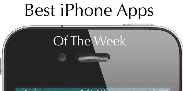 This Week's Best iPhone Apps, All In One Place