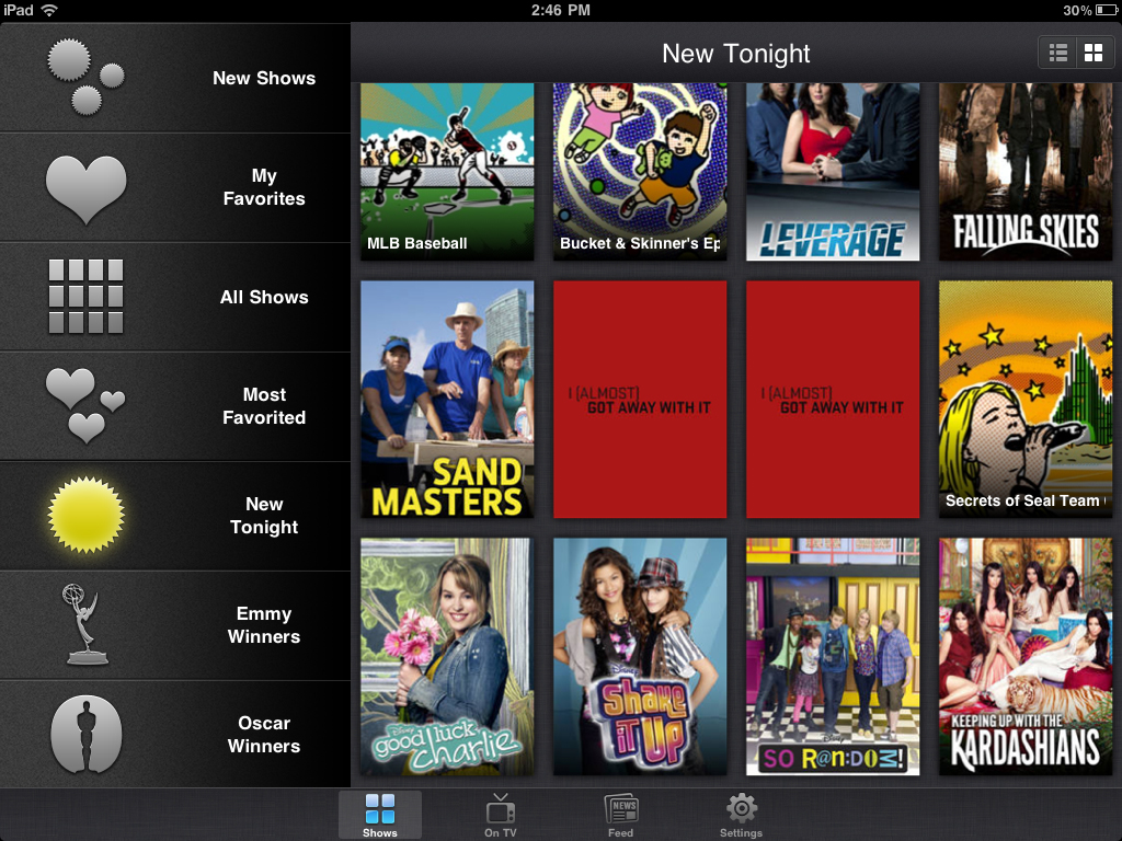 i.TV v3.3 Adds New Ways To Find Something Fun To Watch, Plus The Return Of Sharing And More