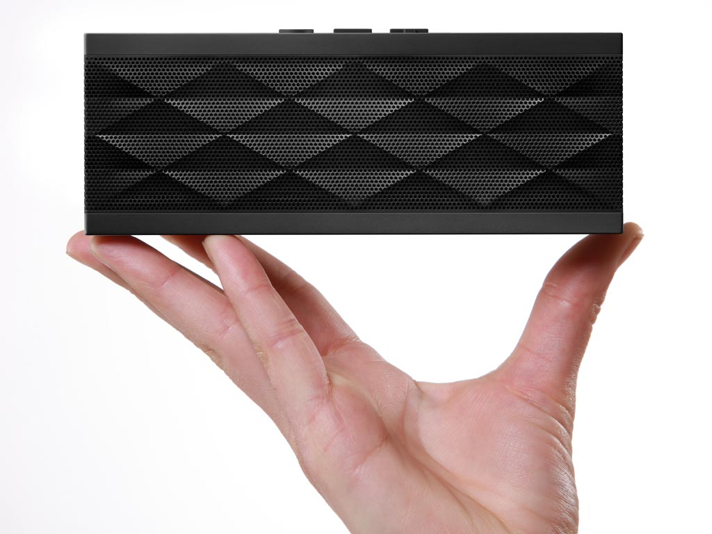 The Jambox Provides A Fantastic Outdoor Musical Experience