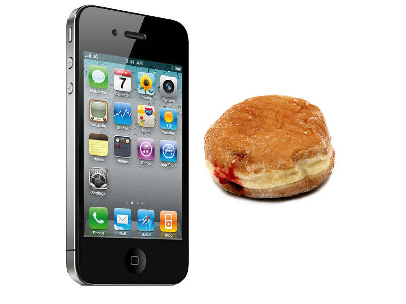 Future iDevices Could Be A Lot Sweeter By Including 'Jelly Roll' Batteries
