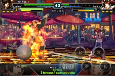 SNK Brings The King Of Fighters-i To The App Store