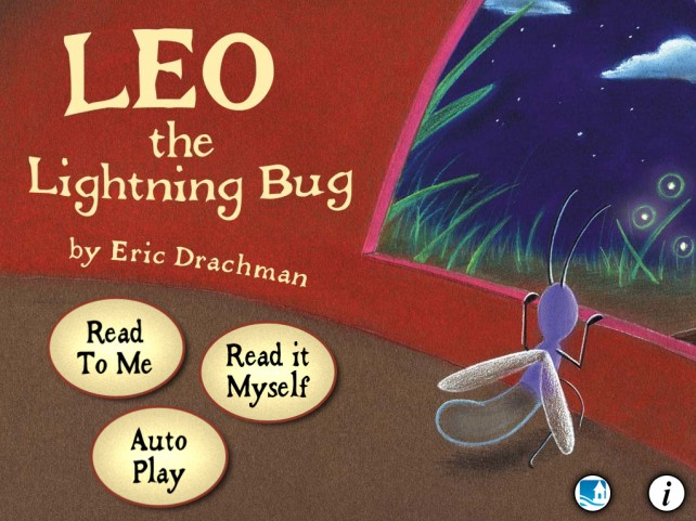 Meet Leo The Lightning Bug Thanks To Kidwick Books And Oceanhouse Media