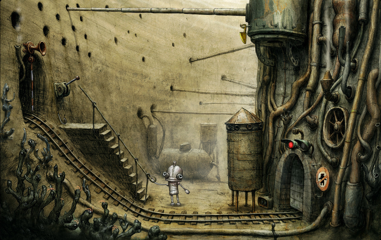 Steam Point-And-Click Adventure Hit Comes To iPad Next Month