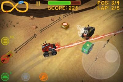 Mad Wheels Hitting App Store Tonight