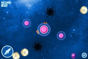 Tap-Tap Rockets by Pixilabs screenshot