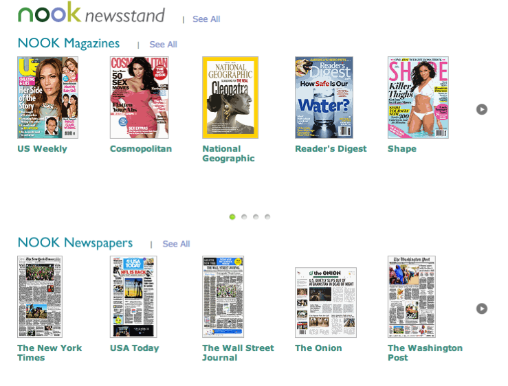 NOOK iPad Reader App Pulled From App Store, But Coming Back Soon With Something Huge