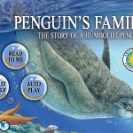 Part Of The Smithsonian Oceanic Collection, Oceanhouse Brings Penguin's Family To The App Store