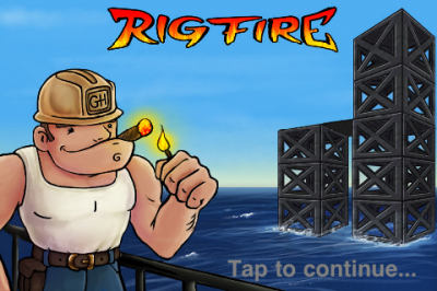 Protect Big Oil With Rig Fire Classic