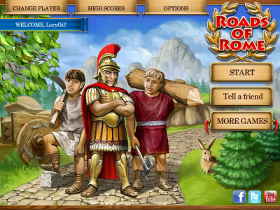 Build The Roman Empire With Roads Of Rome HD