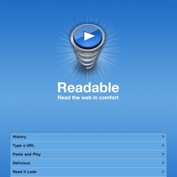 Readable Takes The Touch Out Of Touch Screen