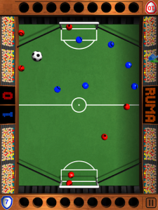RAMPage Soccer by Ruma Studios screenshot