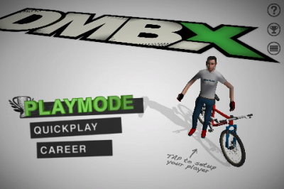 BMX Bike Racing At Your Fingertips With DMBX - Mountain Biking
