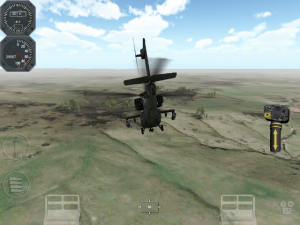 Apache SIM HD by iTechGen screenshot