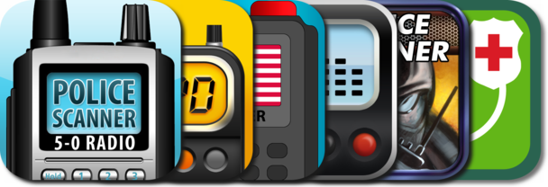 New AppGuide: Police Scanner Radio Apps