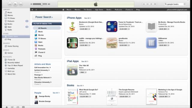 Did Apple (Or Harry Potter?) Kill Off Google Books App?