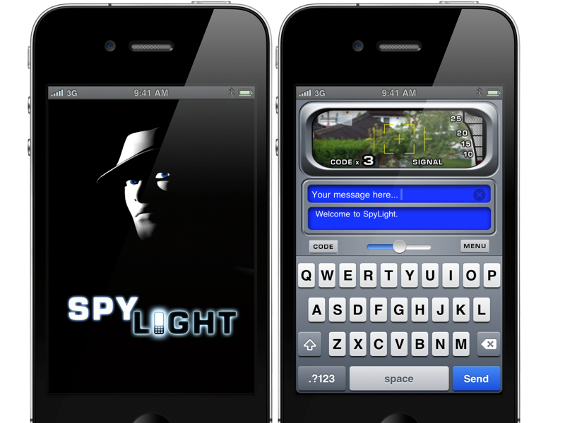 SpyLight Arrives, The First App That Allows You To Send And Receive Morse Code