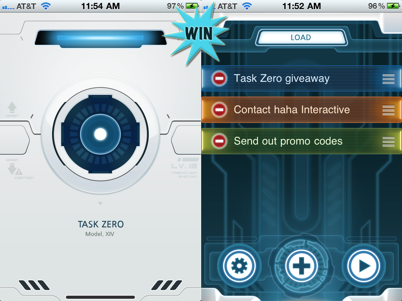 A Chance To Win A Task Zero Promo Code With A Retweet Or Comment