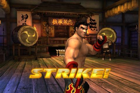 Namco Bandai Unleashes Tekken Bowl For iOS