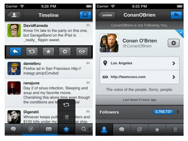 Tweetbot Releases Update