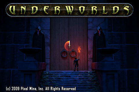 Survive Dungeon Horrors As The Town's Last Hope In Underworlds