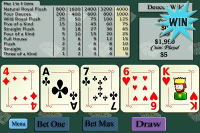 A Chance To Win A Vegas Video Poker Plus (Universal) Promo Code With A Retweet Or Comment