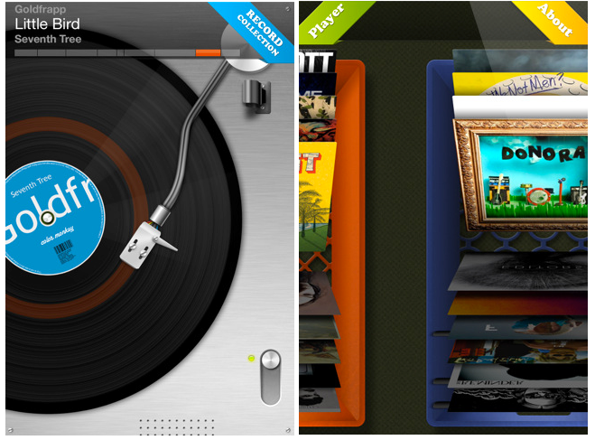 Updated: Flawed VinylLove App Comes To iPhone And iPod touch
