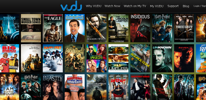 A Vudu iPad App Would Be Nice Just About Now