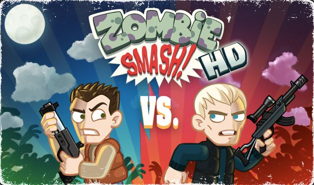 ZombieSmash And ZombieSmash HD To Gain Multiplayer Next Month, And On Sale To Celebrate
