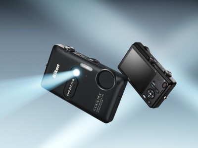 Nikon Introduces A New Camera With Projector That Will Work With An iDevice