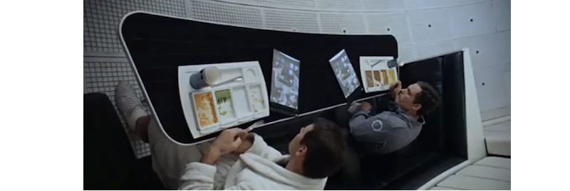 Samsung Uses 2001: A Space Odyssey As Evidence Apple Didn't Invent iPad Design