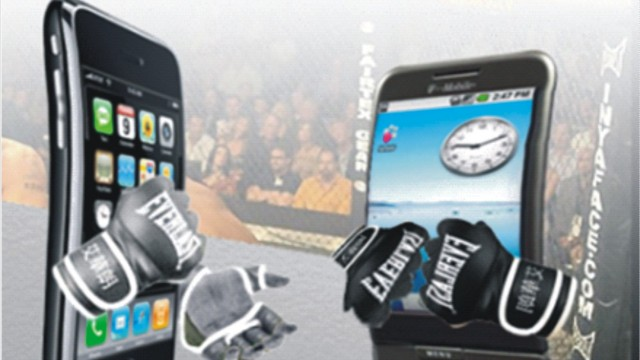The iPhone 3GS and iPhone 4 Outsell All Other Smartphones