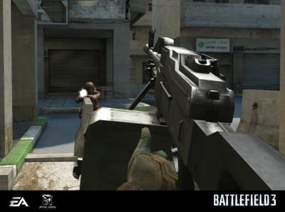 EA Trailer Reveals Battlefield 3 For iOS