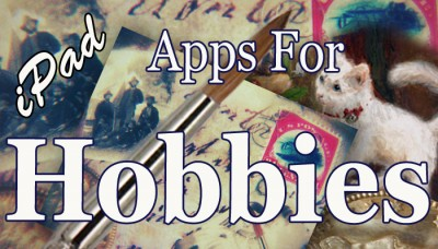 New AppList: iPad Apps for Hobbies