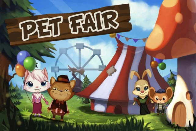 Pet Fair Is An Addictive And Free Micromanager For iOS