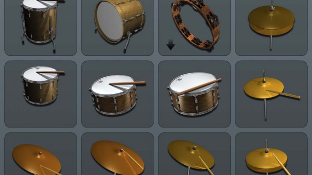BeatStudio Offers Stellar Drum Sequencing For The iPad And iPhone