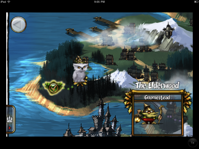 Emberwind Makes Platforming On The iPhone Cool Again