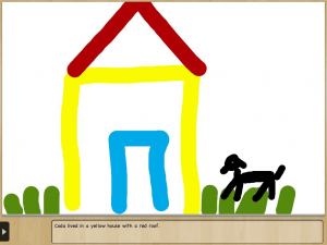 My Story - Story creator for kids by HiDef Web Solutions screenshot